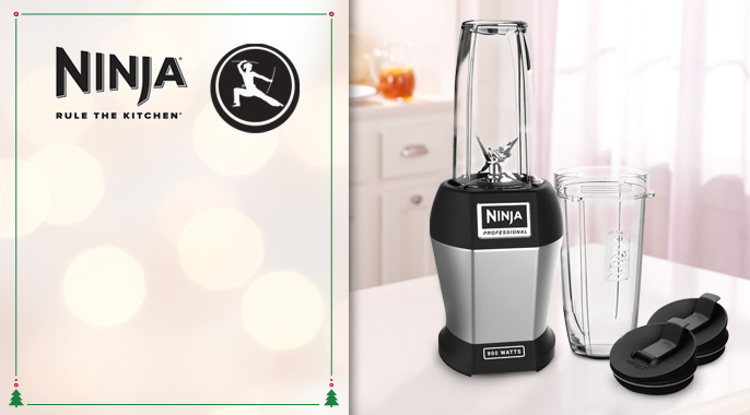 Nutri Ninja Preview — Ninja — Kitchen & Food — QVC.com