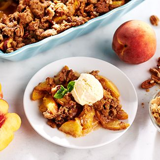 Peach Crisp Recipe