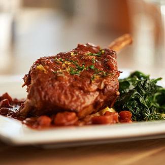 Pork Chop Osso Bucco