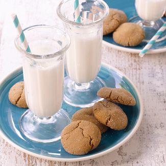 Quick, Easy Gingerbread Cookies