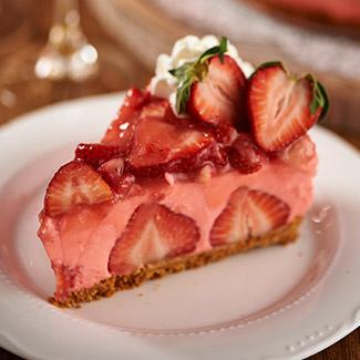 Strawberry Dream Cheesecake