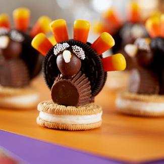 Candy Turkeys