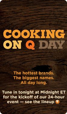 Cooking on Q Day