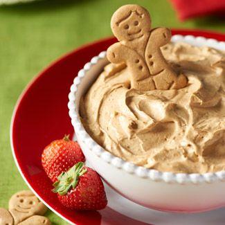 Gingerbread Dip