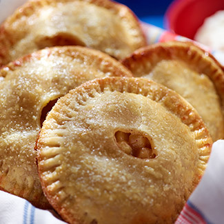 GGrilled Apple Hand Pies