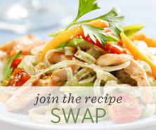 QVC Recipe Swap