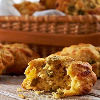 Cornbread Biscuits