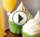 Mimosa Cupcakes video