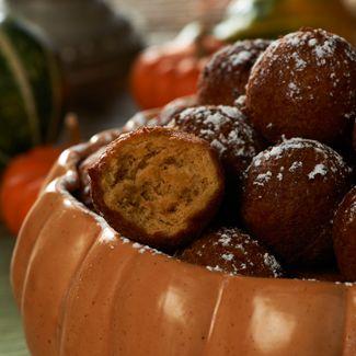 Pumpkin Beignets