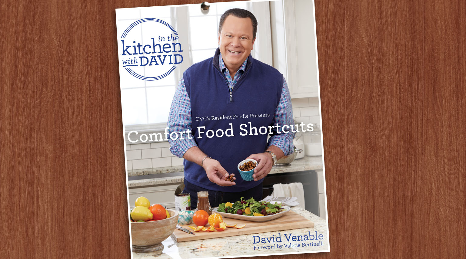 David's New Cookbook