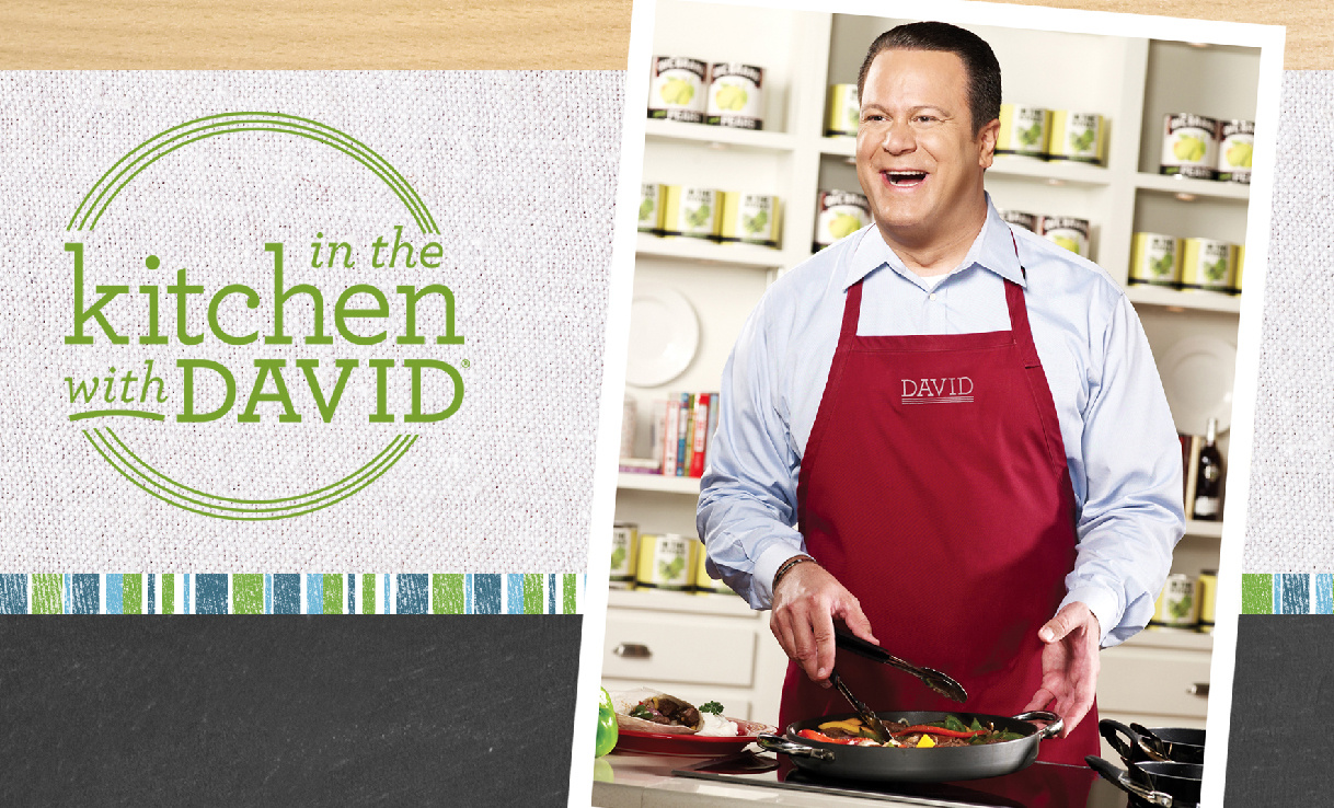 in the kitchen with david® — qvc