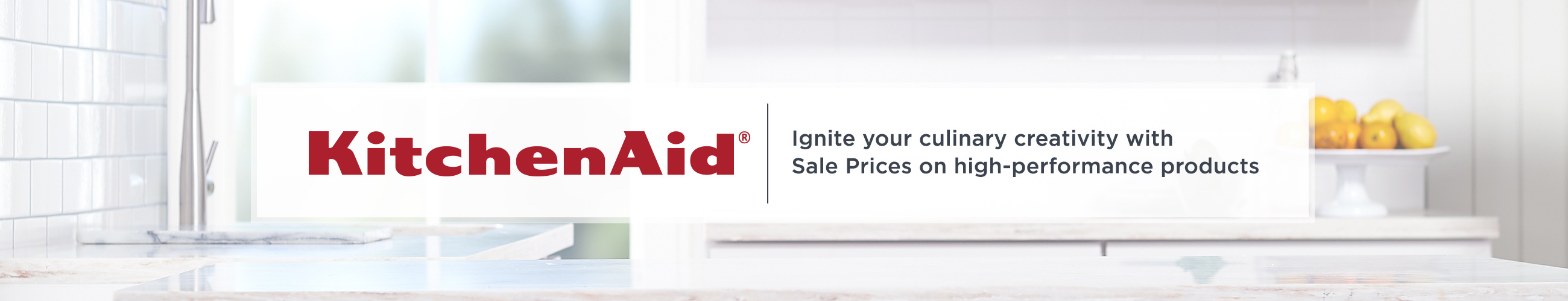 KitchenAid Ignite your culinary creativity with Sale Prices on high-performance products