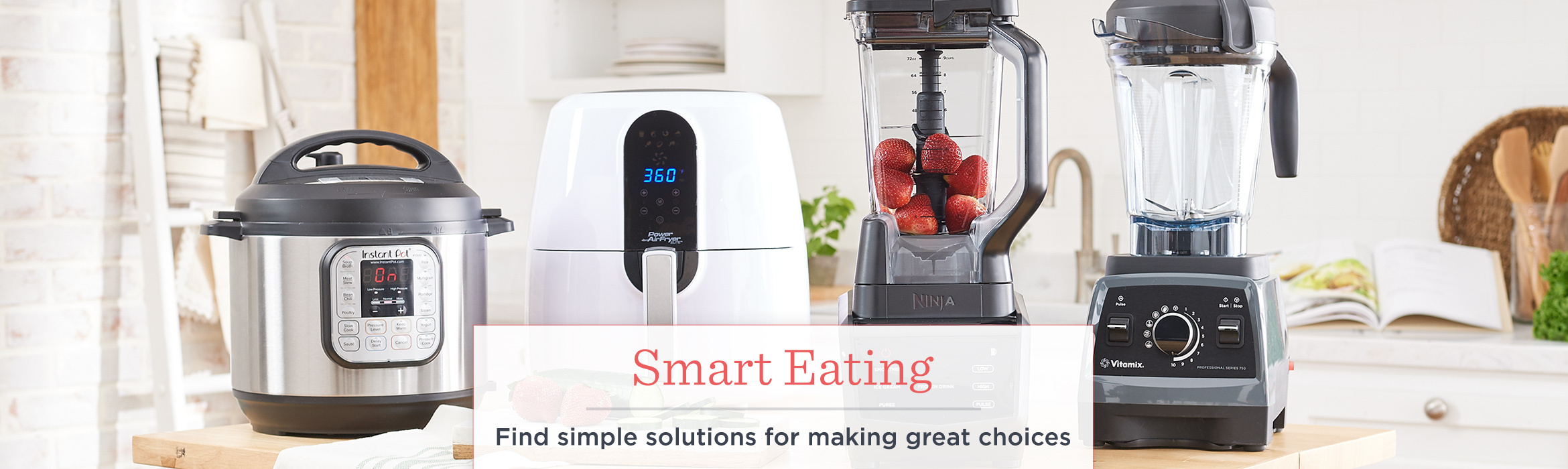 Smart Eating - Find simple solutions for making great choices
