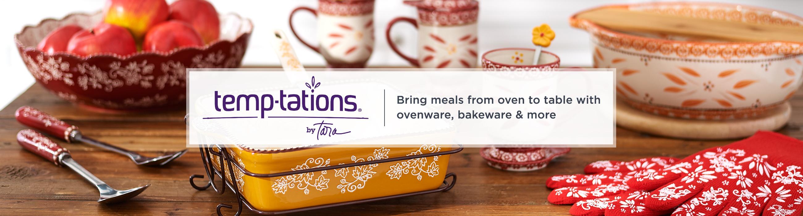Temp Tations Kitchen Food Qvc Com