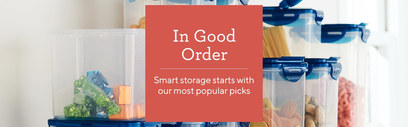 In Good Order  Smart storage starts with our most popular picks