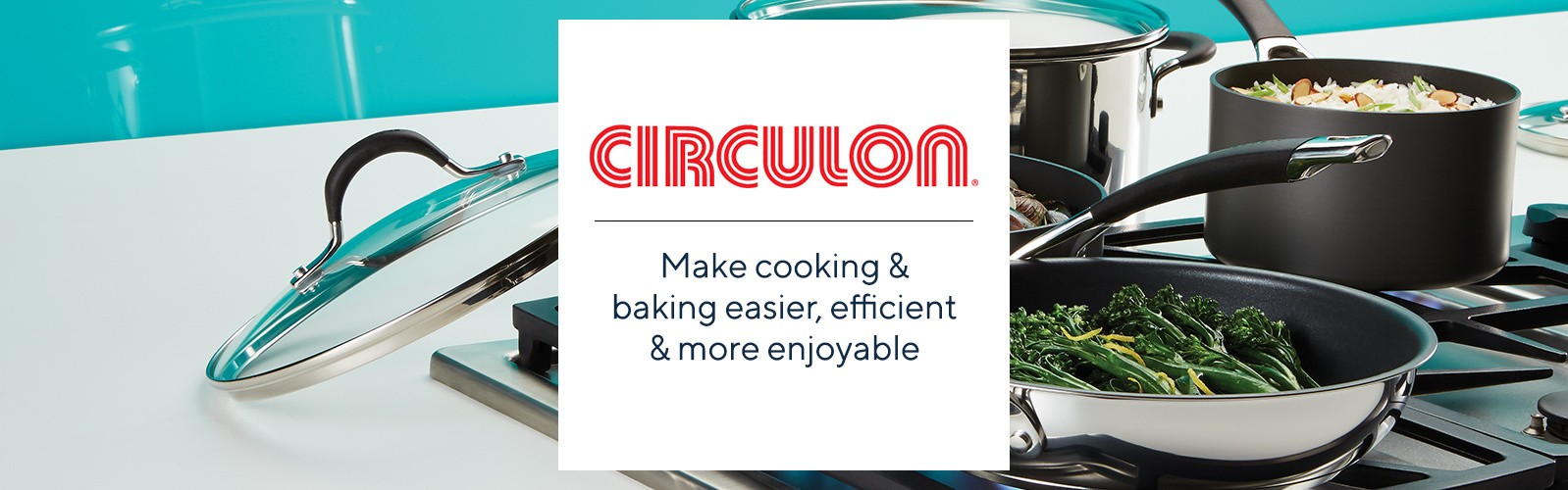 Make cooking & baking easier, efficient & more enjoyable