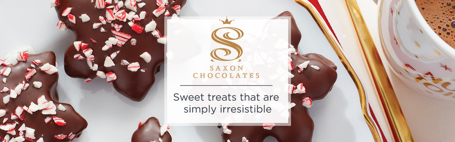 Saxon Chocolates - Sweet treats that are simply irresistible