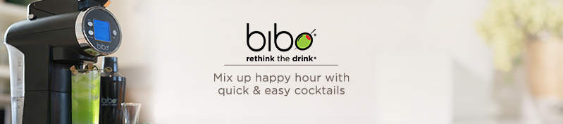 bibo. Mix up happy hour with quick & easy cocktails