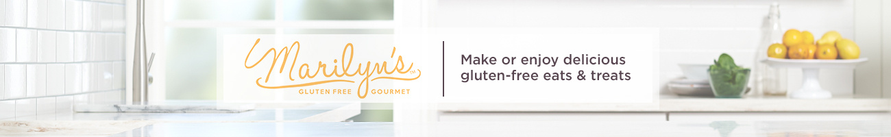 Marilyn's Gourmet Make or enjoy delicious gluten-free eats & treats