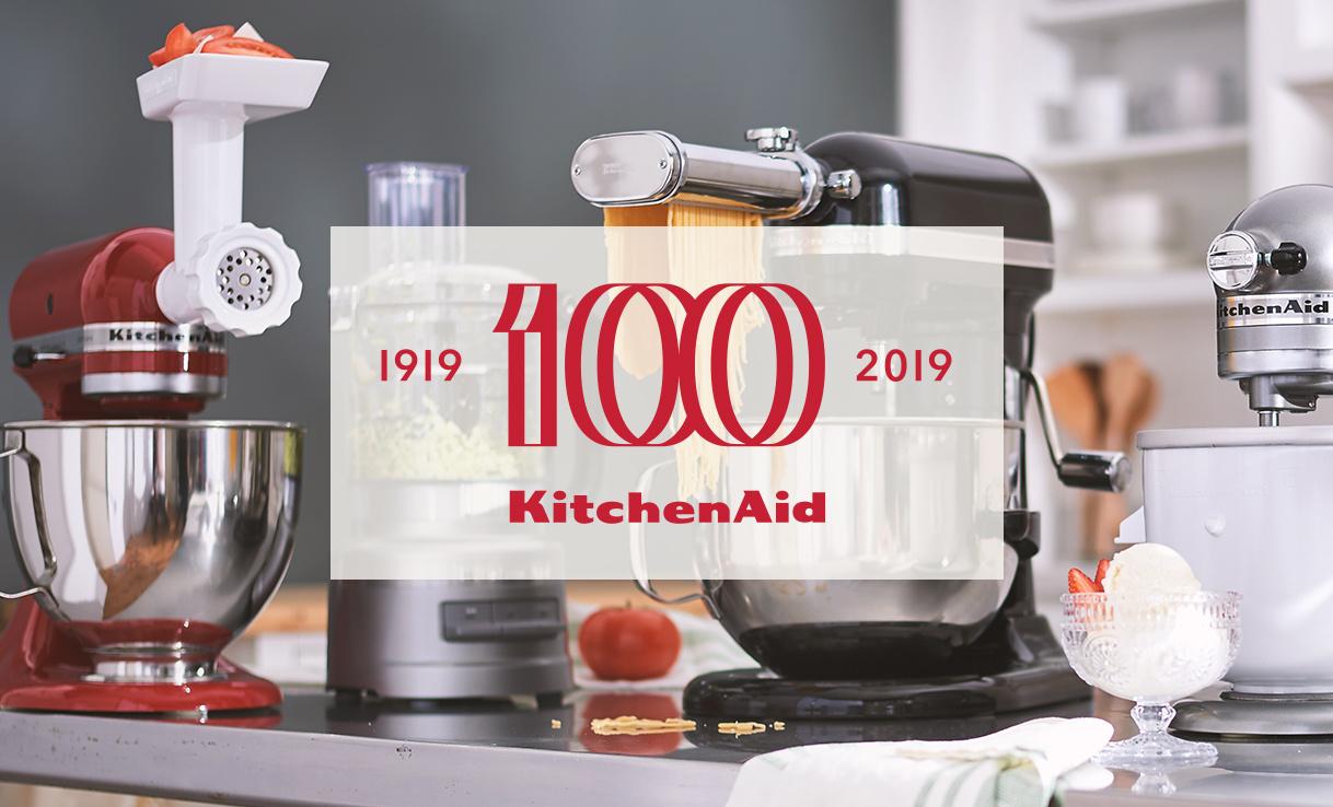 Kitchenaid 100 Year