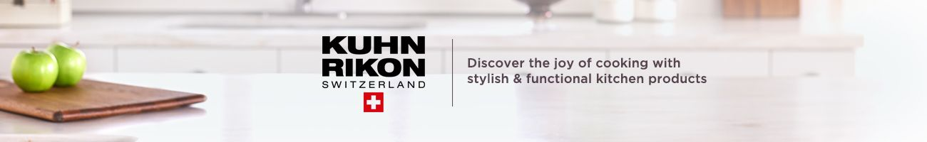 Kuhn Rikon,  Discover the joy of cooking with stylish & functional kitchen products