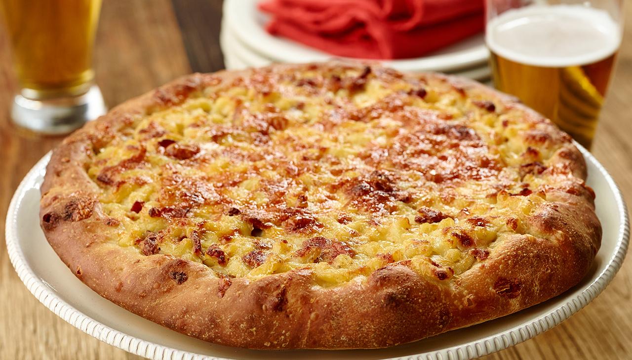 Make pizza night easy peasy & extra cheesy!
