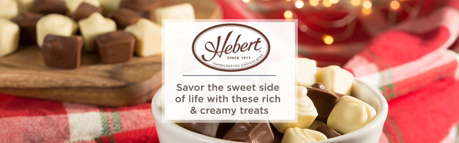 Herbert Handcrafted Chocolate - Savor the sweet side of life with these rich & creamy treats