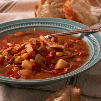 One-Pot Brunswick Stew