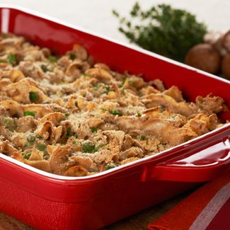 Better Than Ever Tuna Casserole