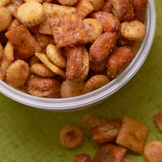 Crunchy Ranch Snack Mix