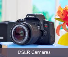 Canon Rebel DSLR