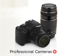 Professional Cameras Buy Now, Pay Later