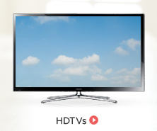 HDTVs Buy Now, Pay Later