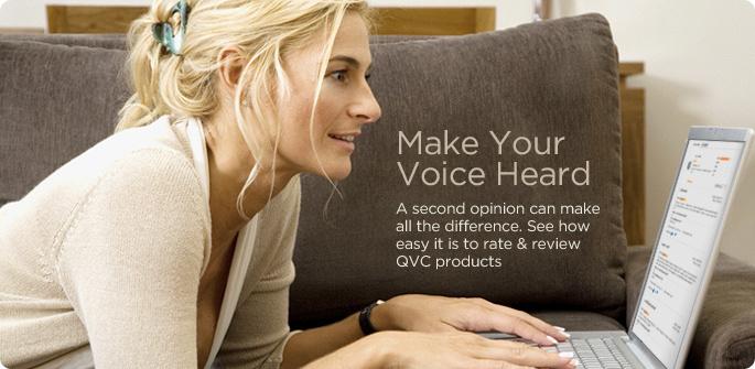 QVC customer reviews