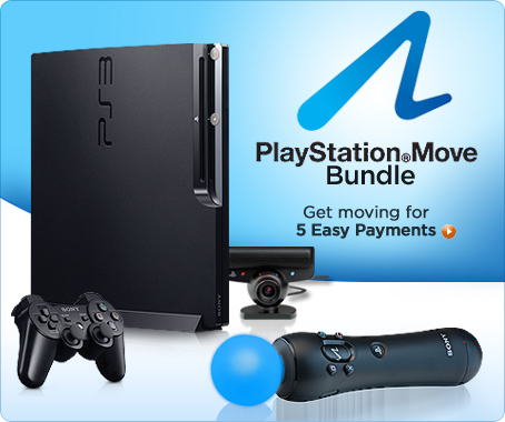 PlayStation® Move Bundle