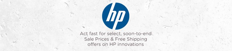 HP.  Act fast for select, soon-to-end Sale Prices & Free Shipping offers on HP innovations
