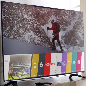 Smart HDTVs