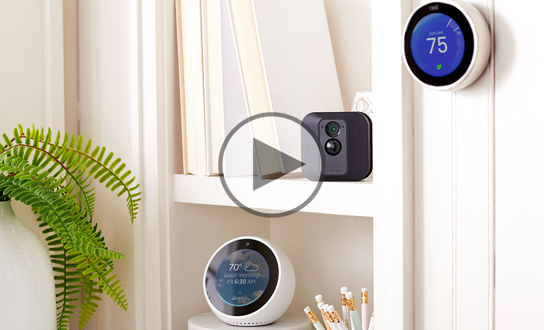 The World of Smart Home. Discover the benefits of home automation.
