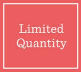 Limited Quantity
