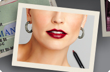 MAKE UP FOR EVER Lip Gloss Duo and Lip Liner
