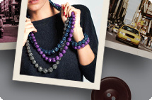 Kenneth Jay Lane Fashion Necklace