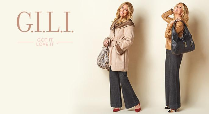 Jill Martin's G.I.L.I. Looks