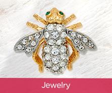 Joan Rivers Joan's Original Bee Pin