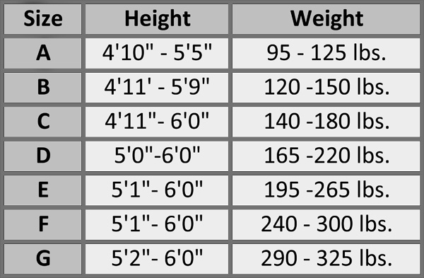 Legacy Tights Size Chart I M Confused Blogs Forums