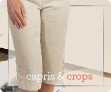 Capris & Crops