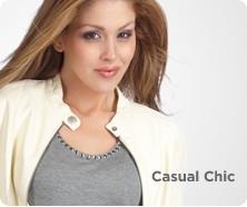 "Kathy Van Zeeland ""Casual Chic"""