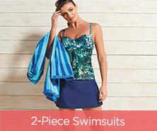St. Tropez Tankini Swimsuit