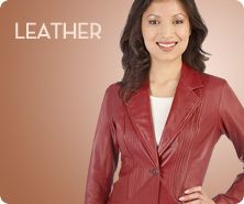 Denim & Co.® one-button leather jacket with pintuck detail