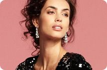 K-DASH by Kardashian scoop-neck sequin dress