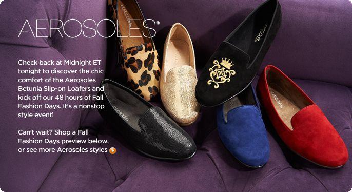Aerosoles Betunia Slip-on Loafers